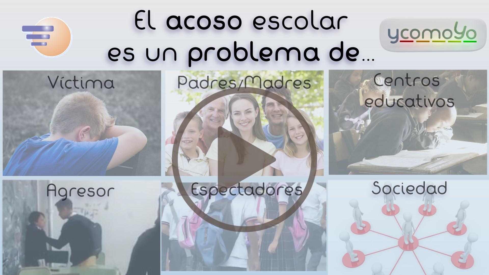 Prevención acoso escolar granada psicólogos