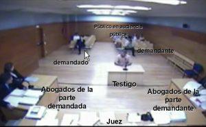 sala de juicios - psicologos granada